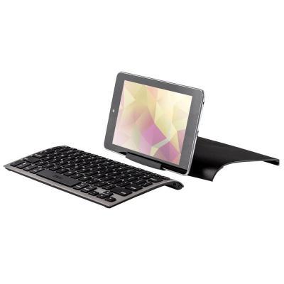 Zagg mobile device keyboard: Universal Keyboard, bluetooth, black - Zwart