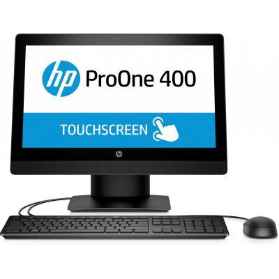 HP ProOne 400 G3 All-in-one pc - Zwart