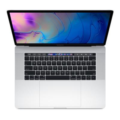 Apple laptop: MacBook Pro 15 (2018) - i7 - 512GB - Silver - Zilver
