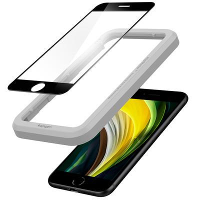 Spigen AlignMaster Screen protector - Transparant
