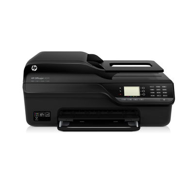 HP multifunctional: OfficeJet 4620 e-AiO - Zwart