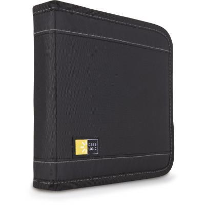 Case logic : Cd-houder voor 16 cd's - Zwart