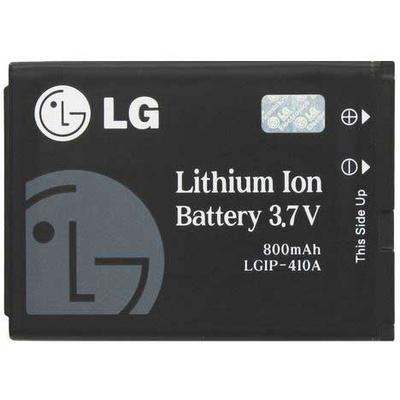 LG IP-410A, 3.7 V, 800 mAh Mobile phone spare part