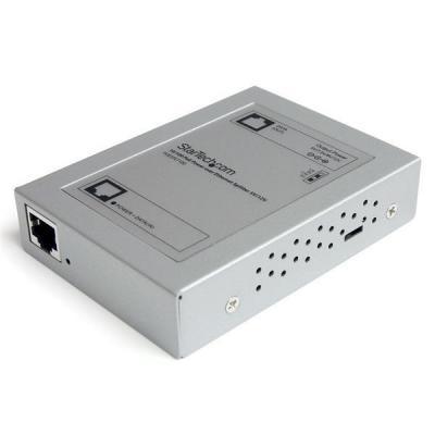 Startech.com PoE adapter: 10/100 PoE Power over Ethernet Splitter 5V/12V