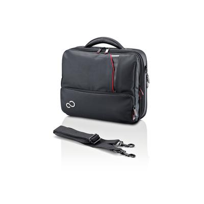 Fujitsu laptoptas: Prestige Case Mini 13 - Zwart