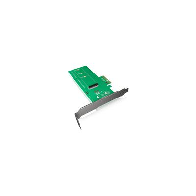 ICY BOX IB-CVB513 Interfaceadapter - Groen