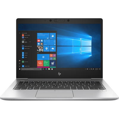 HP Bundel EliteBook 735 G6 en USB-C Dock G5 (7KN14EA + 5TW10AA) Laptop - Zilver
