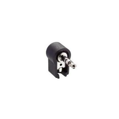 Lumberg LUM-WKLS40 Kabel connector - Zwart, Zilver