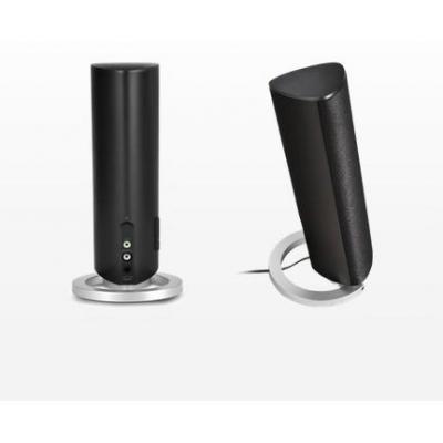 Edifier Speaker: 6W x 2, 85dBA, 95Hz - 20KHz - Zwart