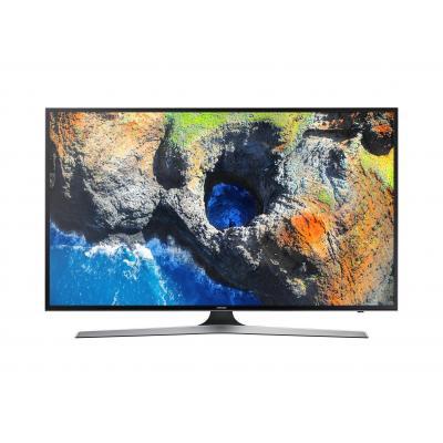 Samsung led-tv: UE55MU6172U - Zwart
