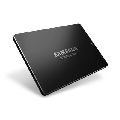 Samsung PM883 SSD - Zwart