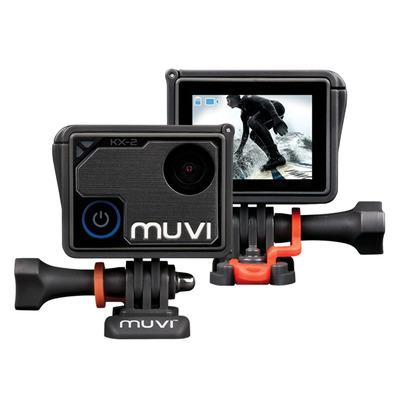 Veho KX-2 NPNG Actiesport camera - Zwart