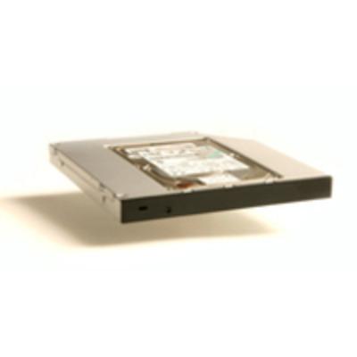 CoreParts KIT332 Drive bay - Zwart,Metallic