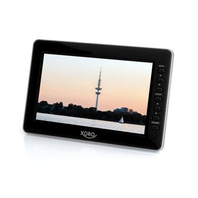 Xoro draagbare TV: PTL 700 - Zwart