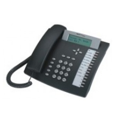 Tiptel Yealink 83 System Plus S0 D IP telefoon - Zwart