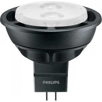 Philips led lamp: Master LEDspot - Zwart