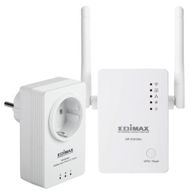 Edimax HP-5101WNK powerline adapter
