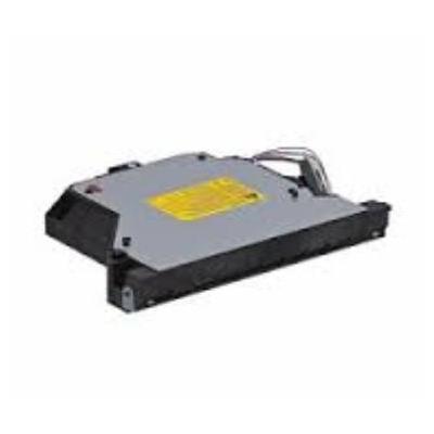 Hp printing equipment spare part: Laser Scanner Assy - Zwart, Grijs