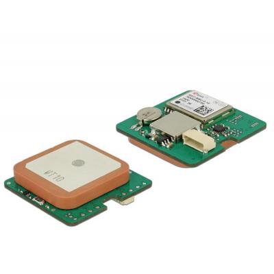 Navilock GPS ontvanger module: GPS/GLONASS/BEIDOU COMPASS/GALILEO/QZSS, WTB TTL, u-blox NEO-M8U, -160 dBm, 5-48 V DC, .....