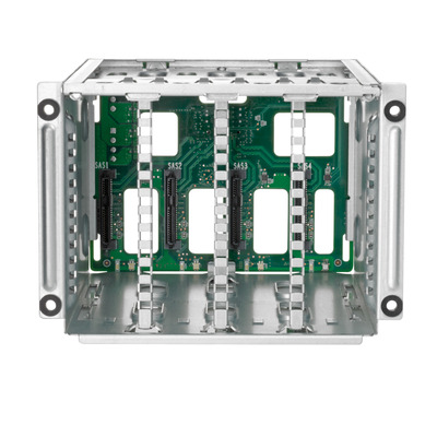 Hewlett Packard Enterprise P14507-B21 Behuizingen voor opslagstations