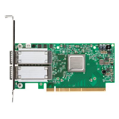 Hewlett Packard Enterprise InfiniBand EDR/Ethernet 100Gb 2-port 841QSFP28 Netwerkkaart