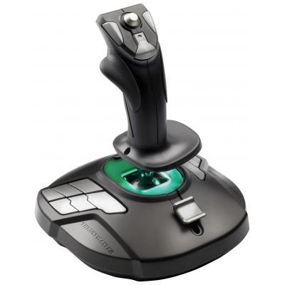 Thrustmaster game controller: T-16000M - Zwart, Zilver