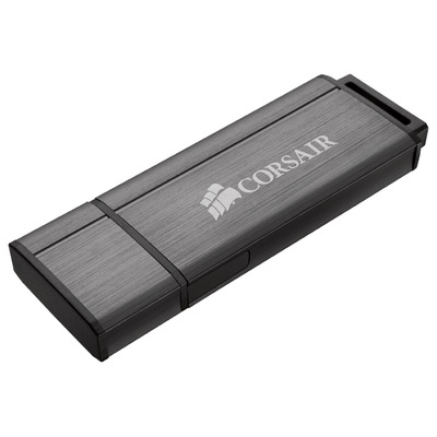 Corsair USB flash drive: Voyager GS - Grijs