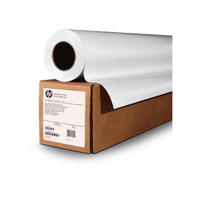 "BMG Ariola HP Matte Litho-realistic Paper, 3-in Core - 24""x100' Papier - Wit"