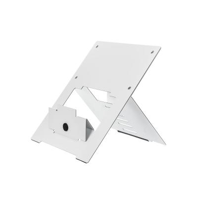 R-go tools notebooksteun: Riser Laptop Stand, flexible, adjustable, white - Wit