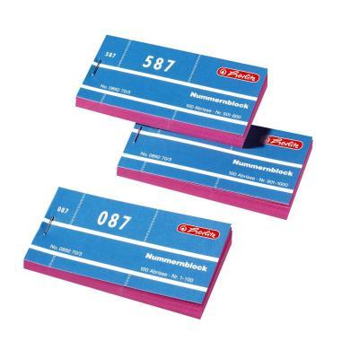 Herlitz 892703 Zelfklevend notitiepapier - Multi kleuren