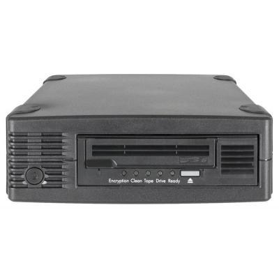 Quantum tape drive: Scalar i40/i80 Tape Drive Module, LTO-6, SAS