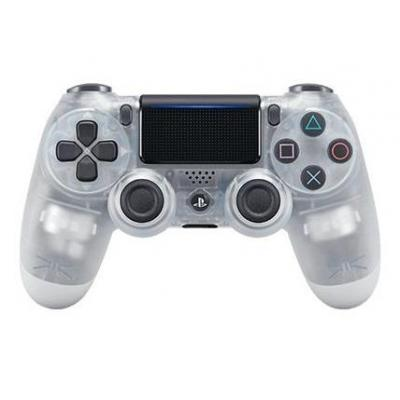 Sony game controller: DualShock 4 - Transparant, Wit