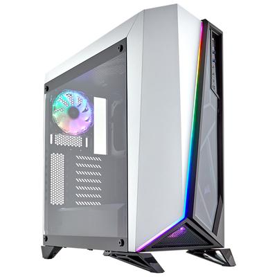 Corsair Carbide SPEC-OMEGA RGB Behuizing - Zwart, Wit