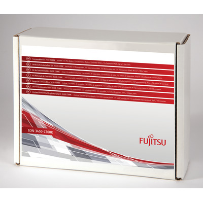Fujitsu 3450-7200K Printing equipment spare part - Multi kleuren
