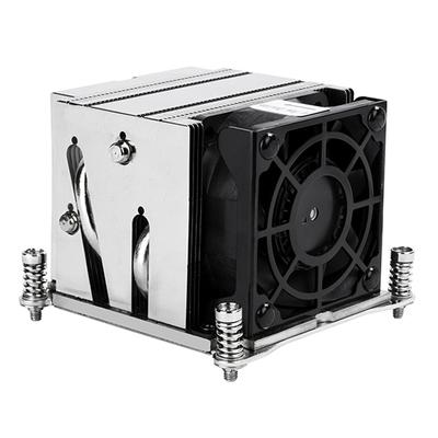 Silverstone XE02-2066 Hardware koeling - Zwart,Roestvrijstaal