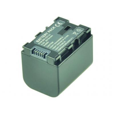 2-Power VBI9908C Batterijen voor camera's/camcorders