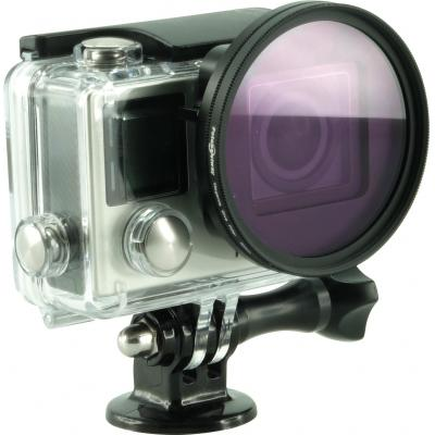 Rollei camera filter: Lens Filter Set for GoPro Hero - Veelkleurig