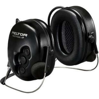3M Tactical XP Headset, 31 dB, Neckband - Zwart