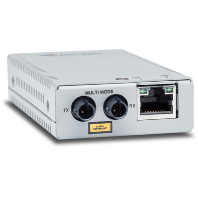 Allied Telesis AT-MMC2000/ST-960 Media converter - Grijs