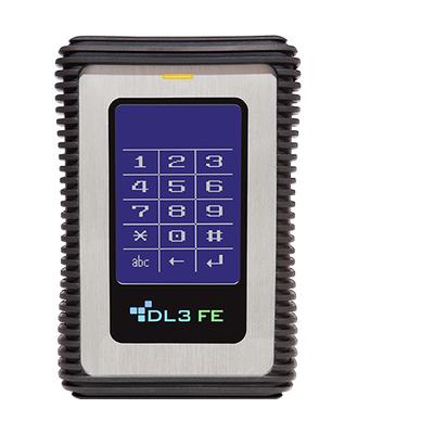 DataLocker DL3 FE Encrypted - Zwart,Zilver