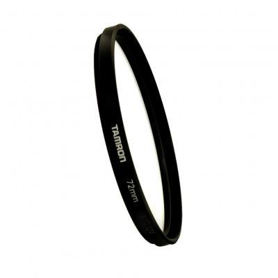 Tamron camera filter: UV Filter 72mm - Zwart