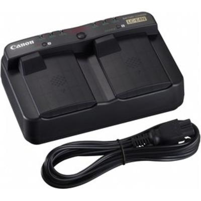 Canon LC-E4N Oplader - Zwart