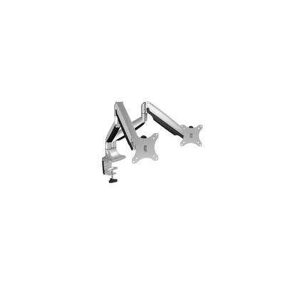 ICY BOX IB-MS504-T Monitorarm - Zwart, Zilver
