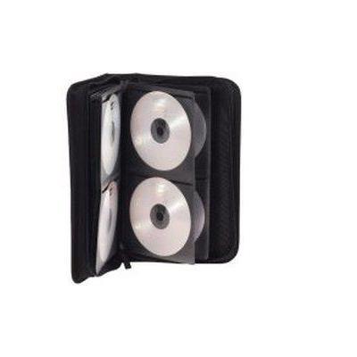 Ednet : DVD/CD Wallet 48 - Zwart