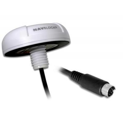 Navilock GPS ontvanger module: NL-8222MP - Wit