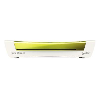 Leitz lamineerrsysteem: iLAM Laminator Home Office A4 - Groen, Wit