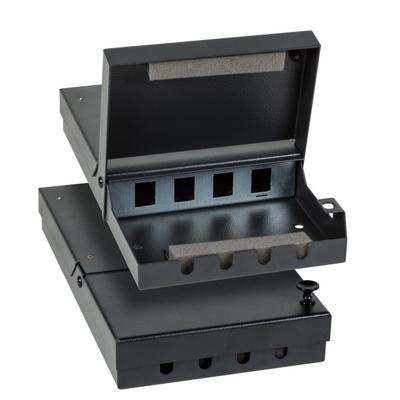 EFB Elektronik ET-25172.1 Patch panel - Zwart