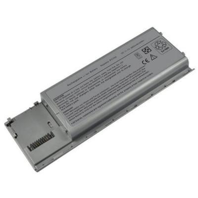 Dell notebook reserve-onderdeel: 6 Cell, 56 Wh - Grijs