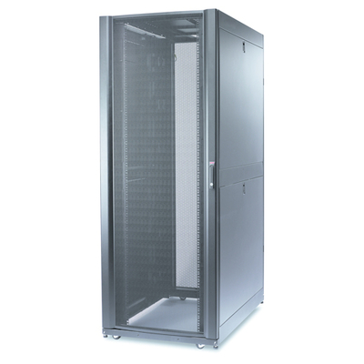 APC NetShelter SX 42U 750mm Wide x 1200mm Deep Enclosure with Sides Black -2000 lbs. Shock Packaging Rack - Zwart