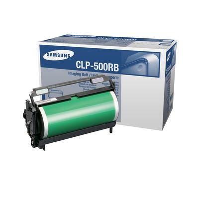 Samsung CLP-500RB Drum - Groen
